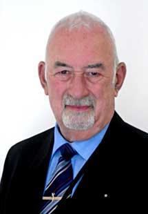 Ward Councillor Bruce Baker